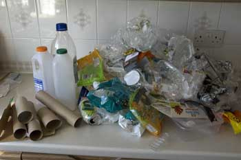 Eco-Living – Reduce and Recycle